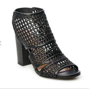 LC Lauren Conrad Morganite Ankle Boot/Sandal